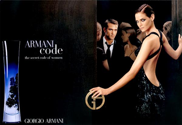 Giorgio Armani Code Woman