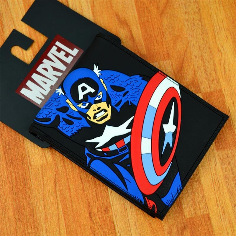 Peněženka Marvel Captain America + dárek dle vlastního výběru