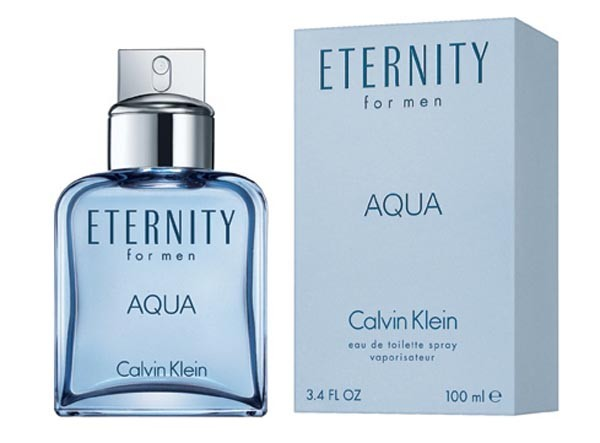 Calvin Klein Eternity Aqua For Men EDT 100 ml Tester + dárek dle