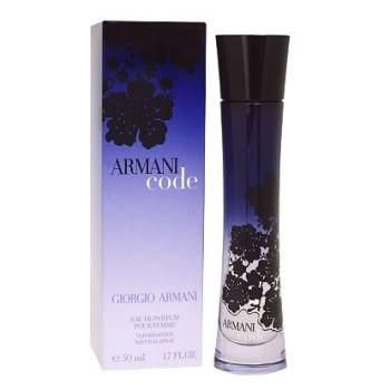 Giorgio Armani Code For Woman parfémovaná voda 75 ml + dárek ke