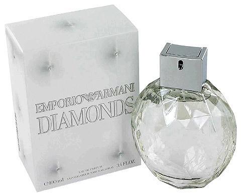 Giorgio Armani Emporio Diamonds EDP 100 ml Tester + dárek dle vý